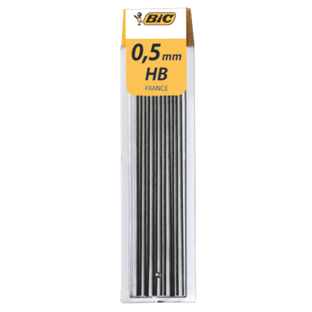 Bic patent mine 0.5mm HB